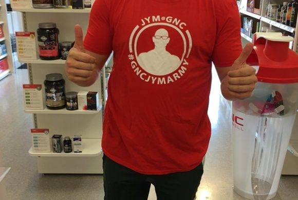 Jym Army T-Shirt Giveaway